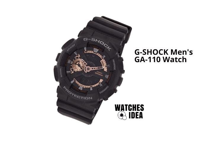Casio Men G-Shock GA-110 Watch