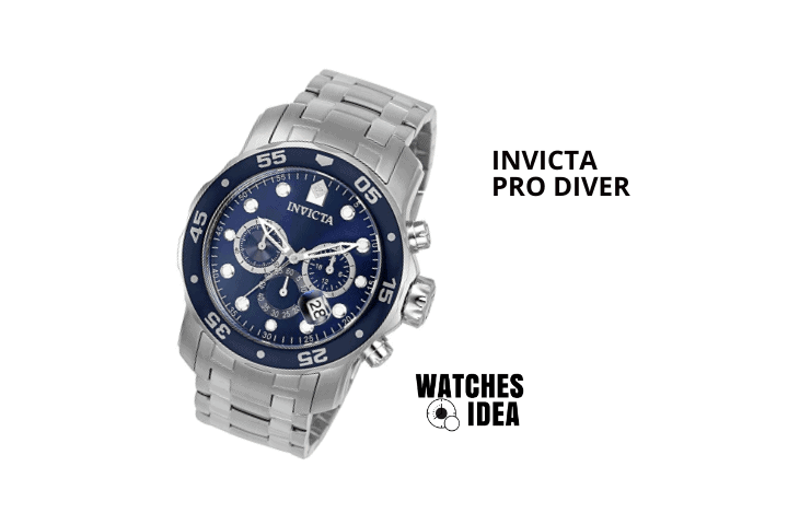 Invicta Men's Pro Diver Quartz Chronograph