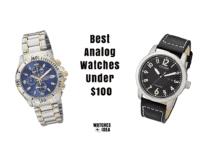 Best Analog Watches Under 100