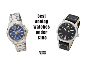 Best Analog Watches Under 100